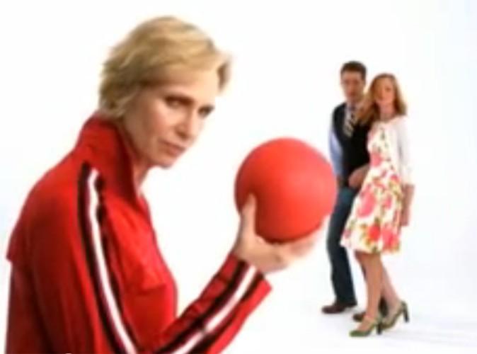 Vidéo : Glee : les choristes se font décimer au ballon prisonnier !
