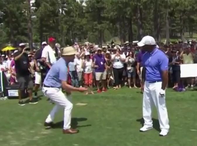 "Vidéo : Justin Timberlake et Alfonso Ribeiro dansent ""à la Carlton"" !"