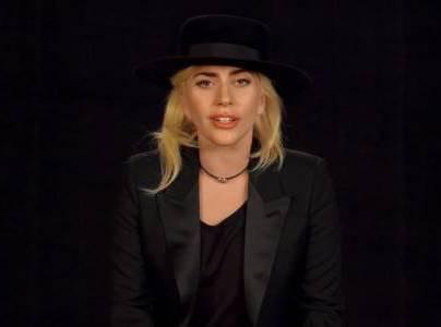 """Vidéo : Lady Gaga : """"il est temps que le sang arrête de couler"""""""