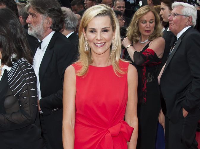 Vidéo : Laurence Ferrari : sexy en robe rouge, elle enflamme le dancefloor à Cannes !