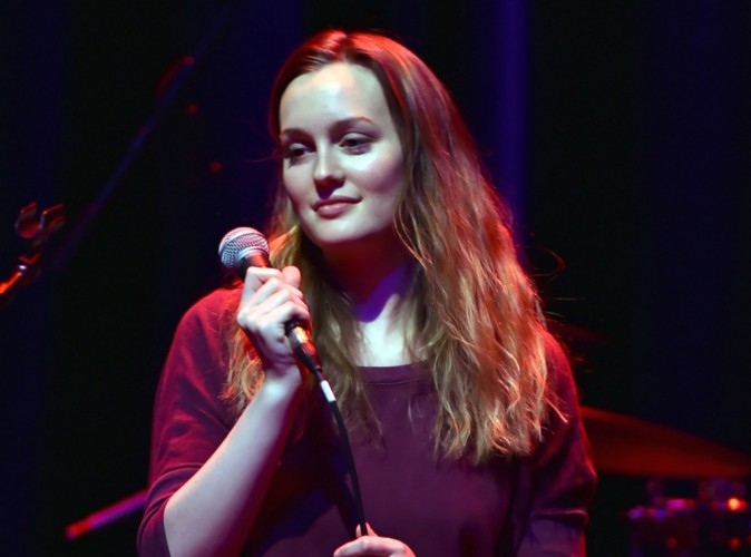Vidéo : Leighton Meester : la future maman reprend le titre « Lovefool » à la perfection !