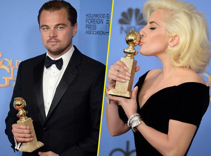 Vidéo : Leonardo DiCaprio pris en flag'... Sa réaction étonnante face à Lady Gaga !