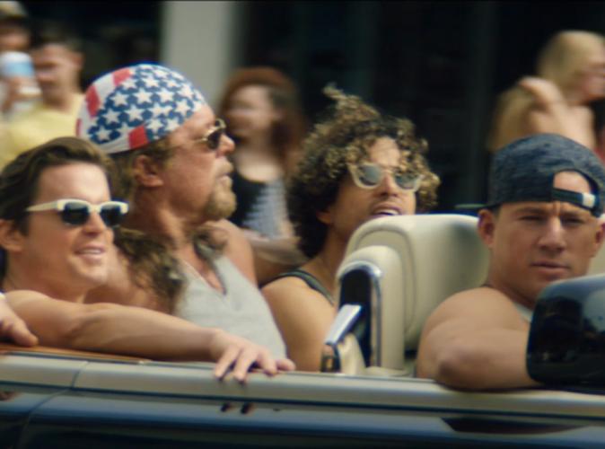 Vidéo : Magic Mike XXL : découvrez les coulisses chargées de testostérone du film !