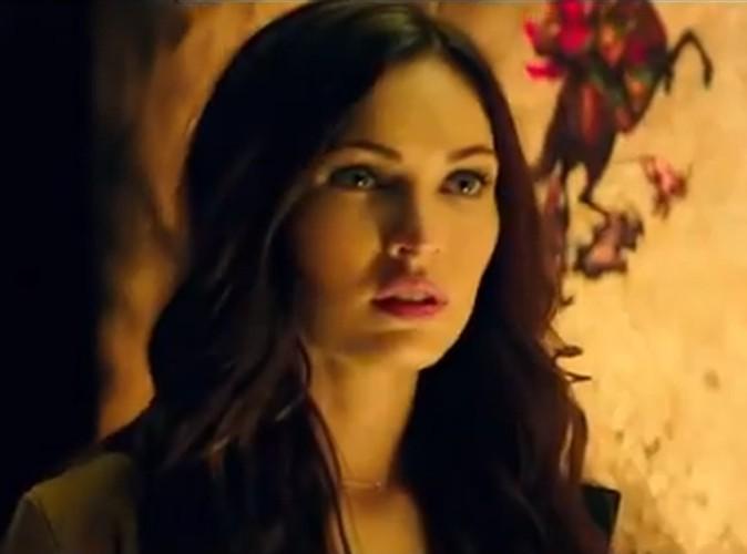 Vidéo : Megan Fox : canon pour la première bande-annonce des Tortues Ninja !