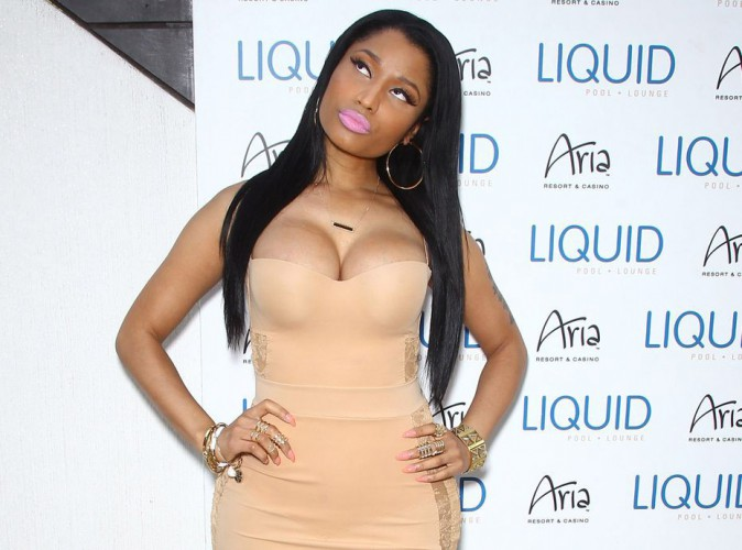 """Vidéo : Nicki Minaj : découvrez son nouveau single """"Anaconda"""" et les premières secondes de son clip ultra-hot !"""