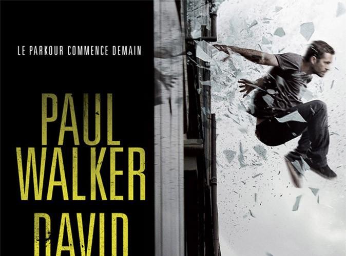 """Vidéo : Paul Walker : découvrez l'acteur trop tôt disparu dans le trailer du film """"Brick Mansions""""..."""