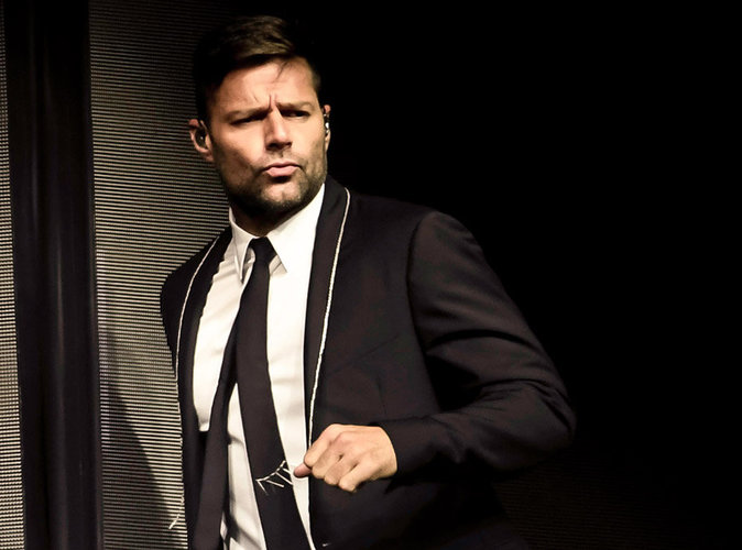 Ricky Martin revient sur son coming-out :