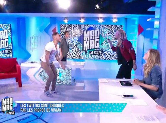 Vidéos : Mad Mag : Aurélie Van Daelen et Emilie Pich claquent la porte !
