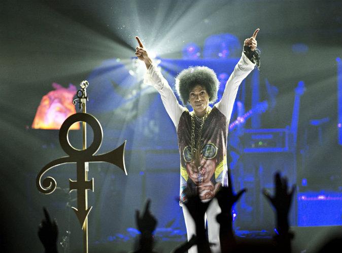 Vidéos : Prince, cette bête de scène