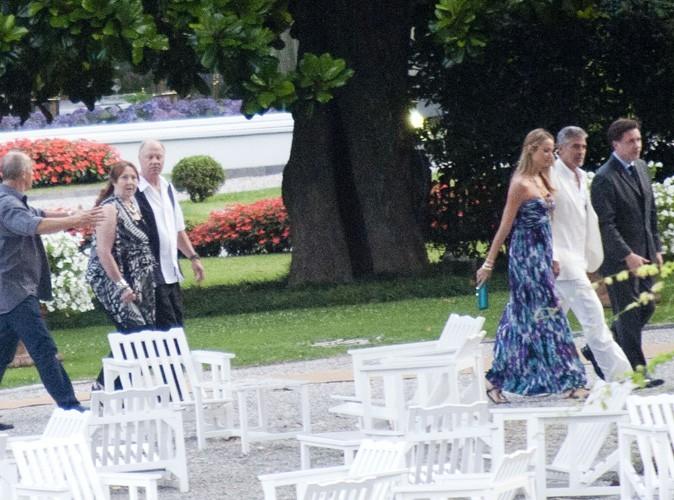 George Clooney et Stacy Keibler : vacances familiales en présence de chacun de leurs parents... Les choses s'accélèrent !