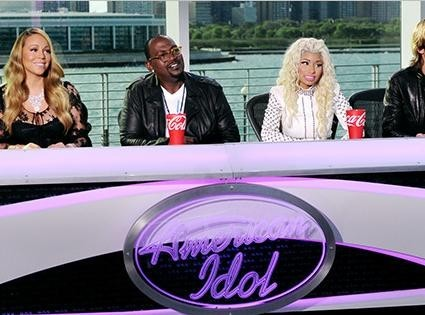 Vidéo : American Idol : Mariah Carey et Nicki Minaj de nouveau réunies pour la vidéo promo !
