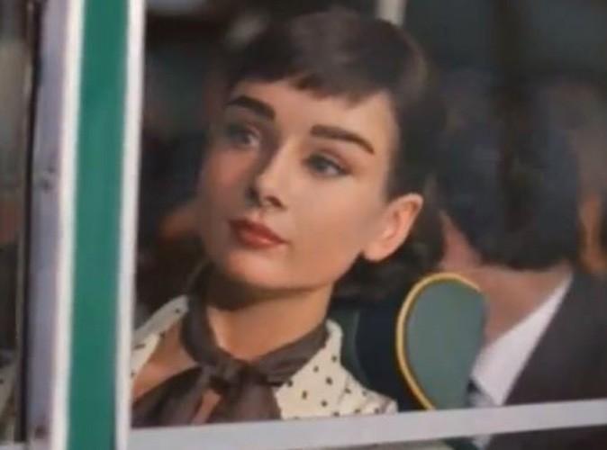 Vidéo : Audrey Hepburn : la légendaire actrice ressuscitée pour une marque de chocolat !