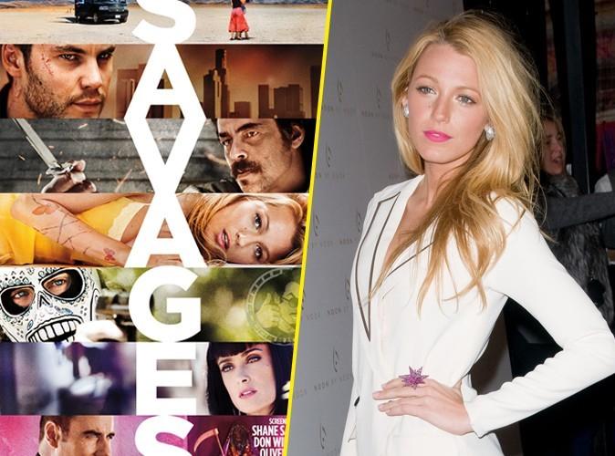Vidéo : Blake Lively : découvrez-là en hippie sexy, enlevée par un cartel mexicain, dans le trailer mouvementé de Savages !