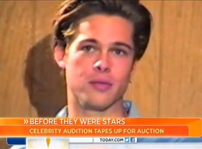 Vidéo Buzz : Leonardo DiCaprio et Brad Pitt : lorsque les stars loupaient leurs auditions !