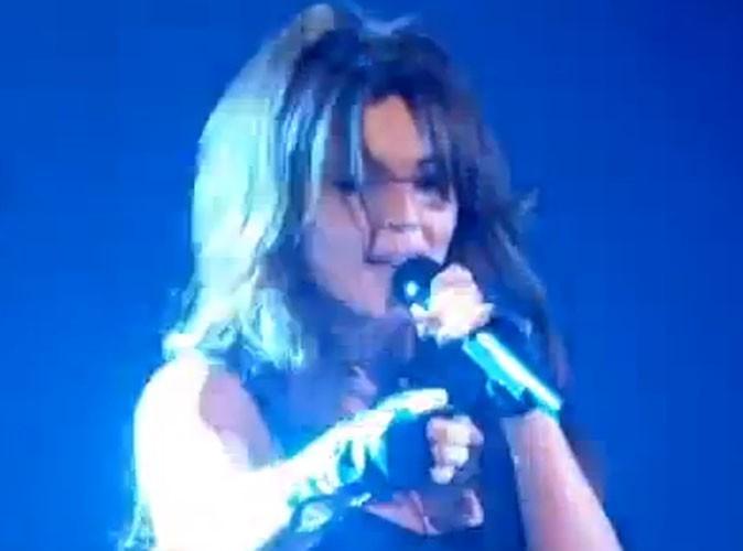 Vidéo : Cheryl Cole : encore prise en flagrant délit de playback !