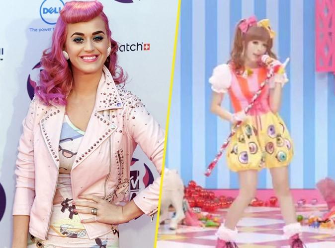 Vidéo : découvrez l'alter ego japonais de Katy Perry !