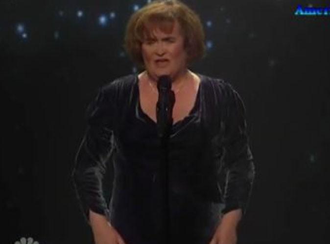 Vidéo : écoutez le nouveau single de Susan Boyle, You Have To Be There !