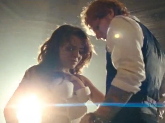 """Vidéo : Ed Sheeran : un clip à la Danse avec les Stars pour """"Thinking Out Loud"""" !"""