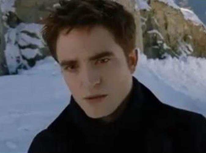 Vidéo : Edward (Robert Pattinson) va chercher de l'aide pour protéger sa fille dans le trailer de Twilight : Révélation !