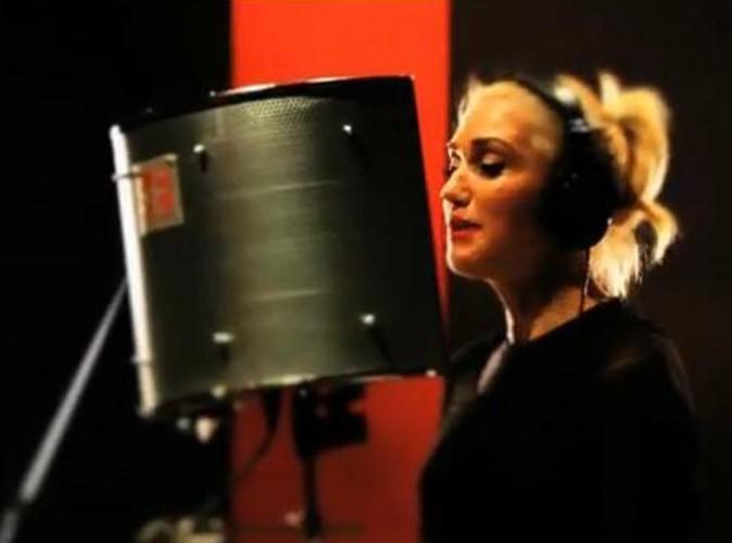 Vidéo : Gwen Stefani : dans les coulisses de l'enregistrement du nouvel album de No Doubt !