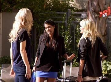 Vidéo : Hollywood Girls : découvrez les premières minutes de l'épisode 1 des aventures californiennes d'Ayem et Caroline !