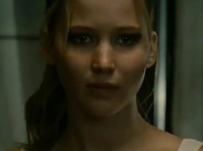 Vidéo : Jennifer Lawrence : la star d'Hunger Games piégée dans la maison de l'horreur !