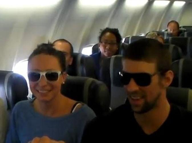 Vidéo : JO de Londres : quand l'équipe américaine de natation fait le buzz avec sa reprise de Call Me Maybe !