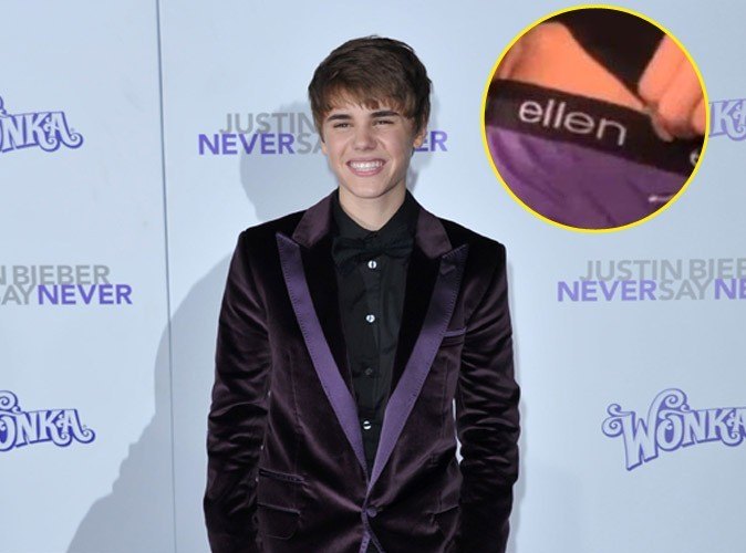 Vidéo : Justin Bieber en caleçon à la télé !