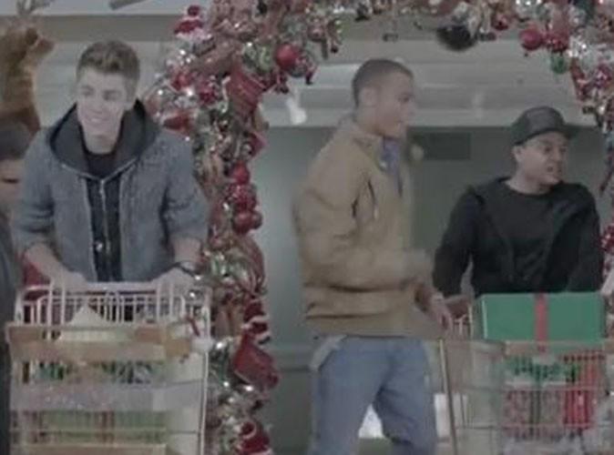 Vidéo : Justin Bieber : extrait de son clip avec Mariah Carey !