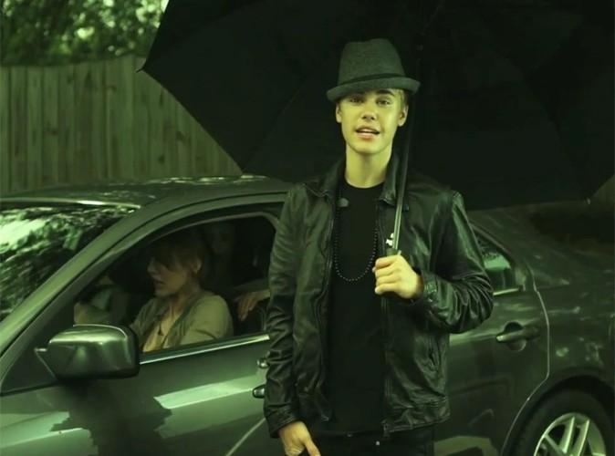 Vidéo : Justin Bieber : il milite contre les SMS au volant !