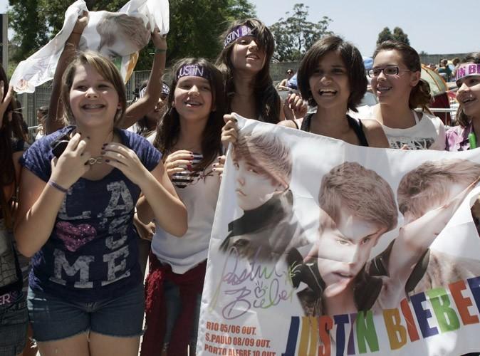 Vidéo : Justin Bieber : son hôtel pris d'assaut par ses fans au Chili !