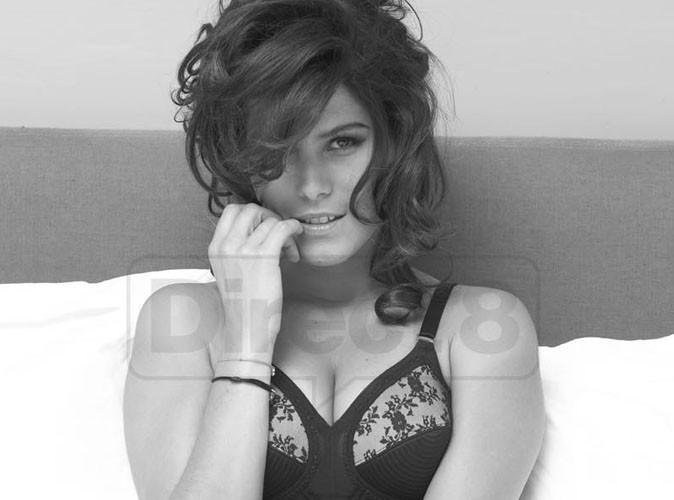 Vidéo : Karine Ferri sexy en petite tenue !