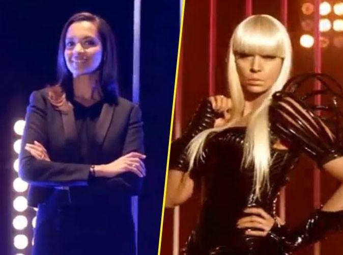 Vidéo : Karine Lemarchand : son incroyable transformation en Lady Gaga !