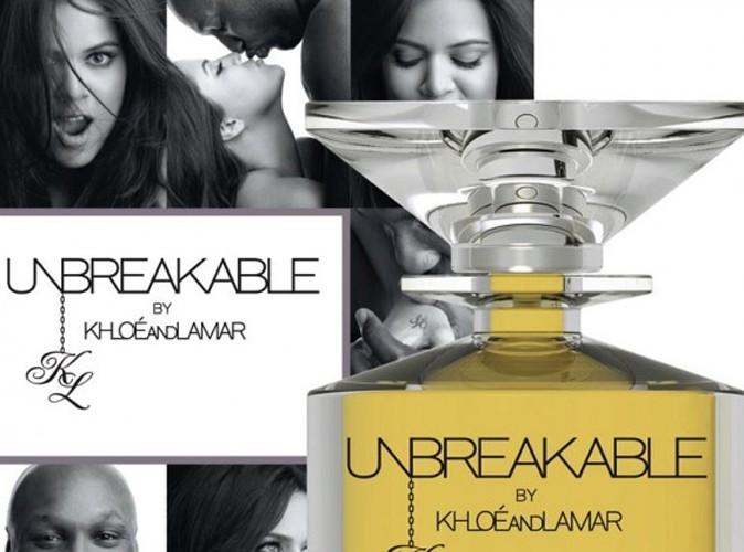 Vidéo : Khloé Kardashian et Lamar Odom torses nus pour leur parfum unisexe !