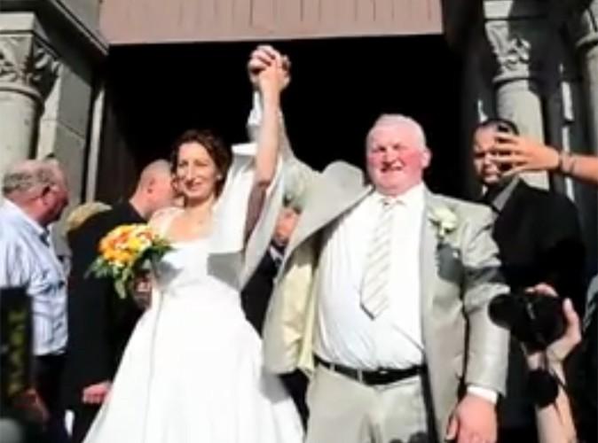 Vidéo : L'amour est dans le pré : Thierry vient d'épouser Annie !