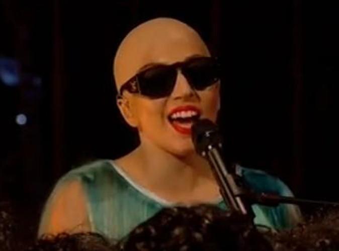 Vidéo : Lady Gaga : boule à zéro !