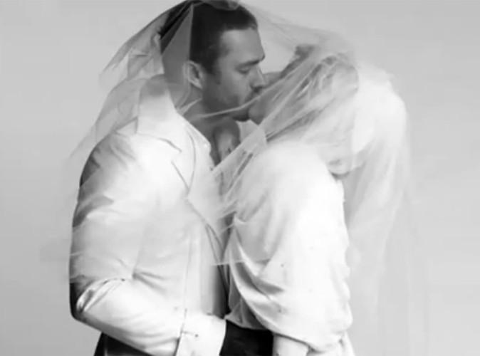Vidéo : Lady Gaga : elle se voit déjà mariée à son homme dans son nouveau clip !