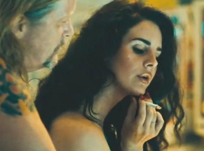 Vidéo : Lana Del Rey : icône américaine désespérée et sensuelle dans Ride, son nouveau clip !