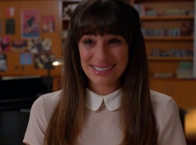 Vidéo : Lea Michele : larmes et émotion dans l'épisode de Glee dédié à Cory ...