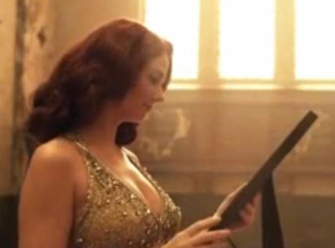 Vidéo : Lena Katina (ex-chanteuse du groupe t.A.T.u) : ambiance macabre pour son premier clip solo !