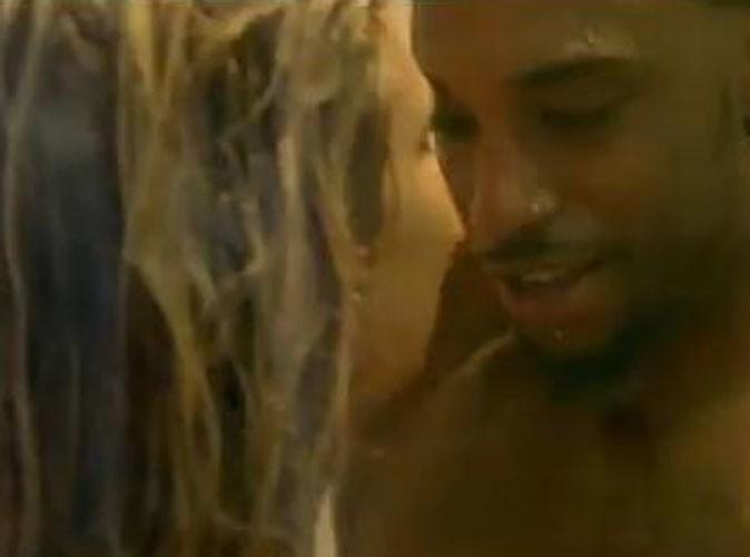 Vidéo : Mathieu Edward : sous la douche avec Stéphanie (Secret Story) dans son nouveau clip !
