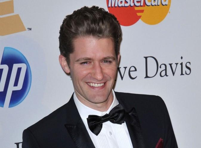 Video : Matthew Morrison de Glee se lance dans la chanson en solo !