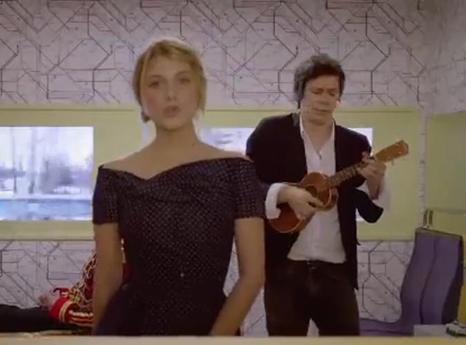 Vidéo : Mélanie Laurent nous dévoile le clip de Kiss