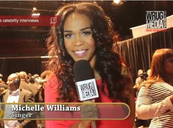 """Vidéo : Michelle Williams : les Destiny's Child sur la scène du Super Bowl ? """"Ce n'est pas vrai !"""""""