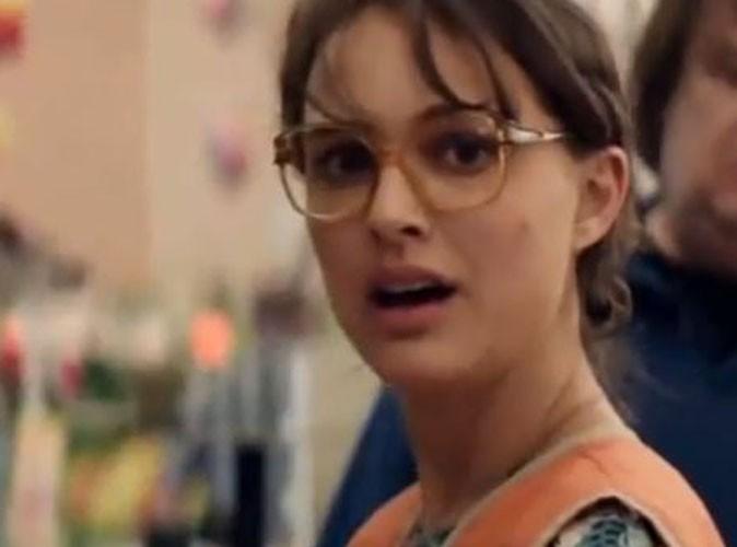 Video : Natalie Portman enlaidie dans son prochain rôle !