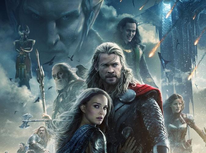 """Vidéo : Natalie Portman et Chris Hemsworth dans le tout nouveau trailer de """"Thor : The Dark World"""" !"""