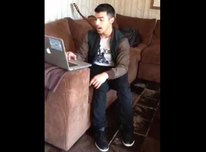 Vidéo : Nick et Joe Jonas : ils planchent sur le nouvel album des Jonas Brothers !