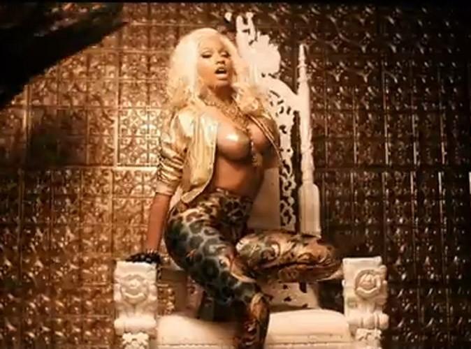 Vidéo : Nicki Minaj : apparition ultra-hot dans le clip d'un nouveau rappeur US, French Montana !