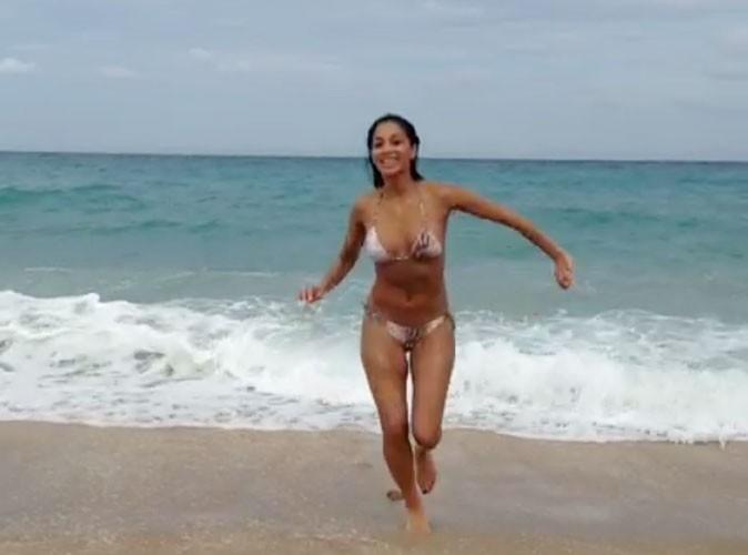 Vidéo : Nicole Scherzinger plus sexy que jamais en bikini !