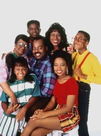 """La série """"La Vie de famille"""" (Family Matters)..."""